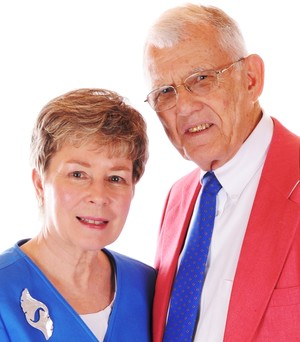 Send a message to Jimmie & Judy McAdams