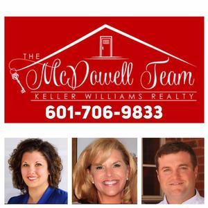 The McDowell  Team ,REALTOR, MULTI-MILLION DOLLAR PRODUCER: